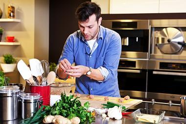 Recept 'griet gerold in koolblad met beurre blanc'
