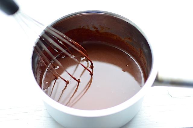 How to chocolade ganache maken