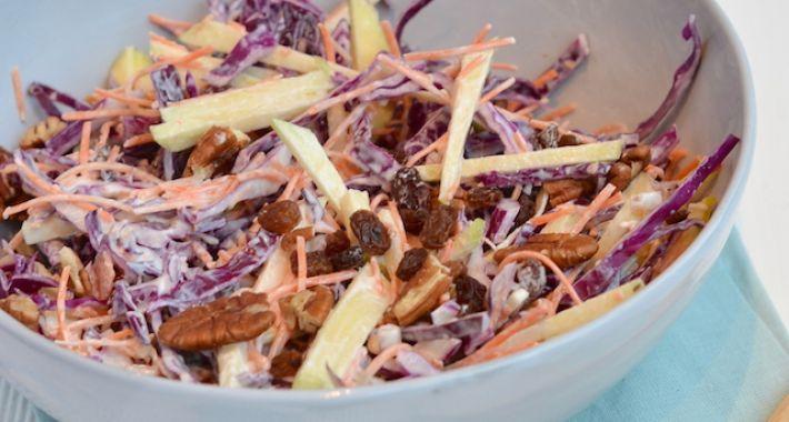 Rode coleslaw
