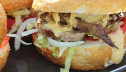 Hamburger met kalfstong recept