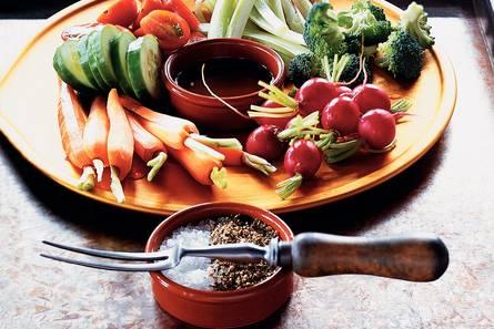 Antipasti gemengde groenten