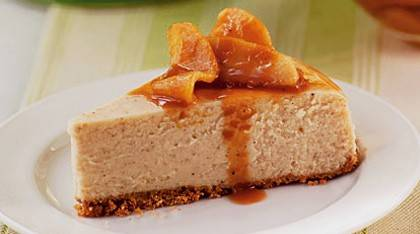 Appel cheesecake recept
