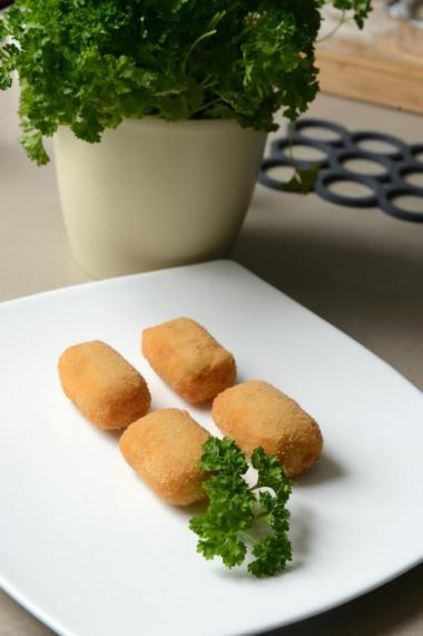 Recept 'kipkroketten'