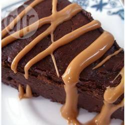 Chocoladecake zonder meel recept