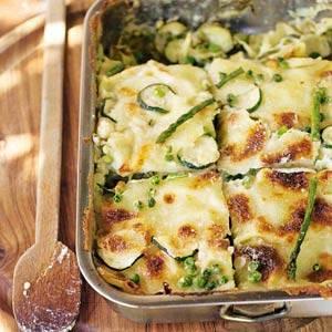 lasagne recept met groenten