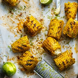 Gegrilde maiskolven recept