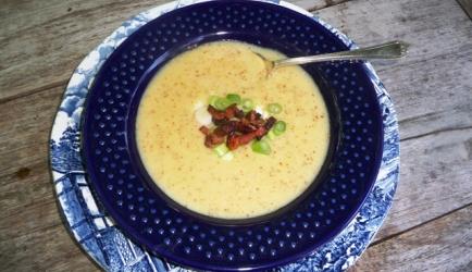 Groninger mosterdsoep met een geheime tip! recept