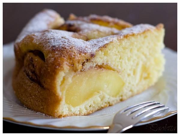 Appeltaart, italiaanse versie recept
