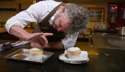 Heerlijk luchtige vanille soufflé recept