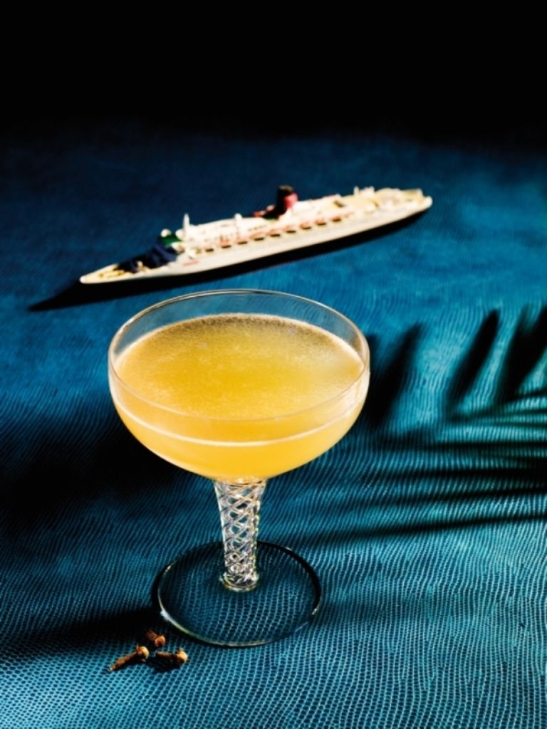 Recept 'royal bermuda yacht'