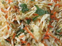Coleslaw met mayonaise dressing recept