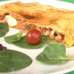 Empanada met tonijn recept