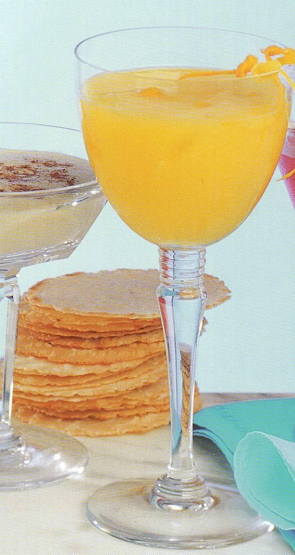 Mango daiquiri cocktail recept