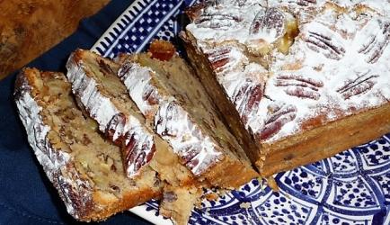 Bananenbrood met pecannoten recept