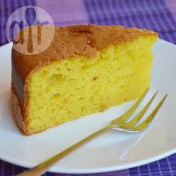 Kurkuma cake met sinaasappel recept