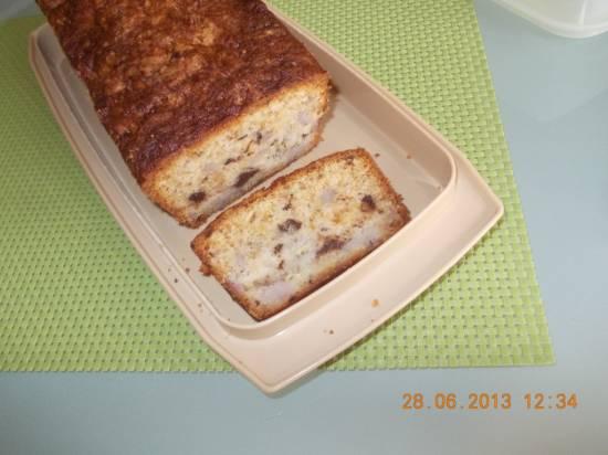 Bananencake uit libelle.nl recept
