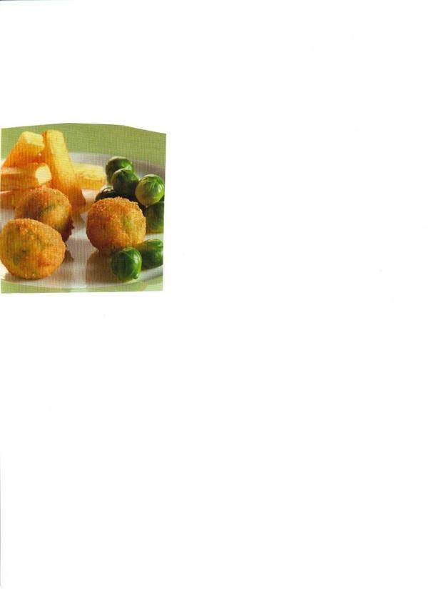 Bitterballen van spruitjes recept