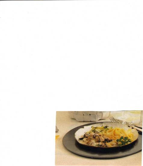 Kipfilet met paddestoelen roomsaus recept