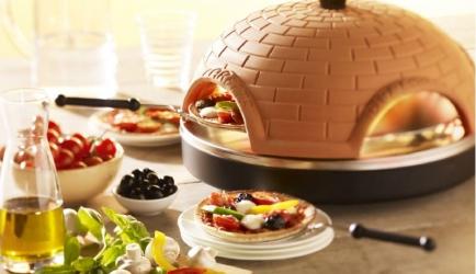 Maak je eigen mini pizza met je pizzarette!!! recept