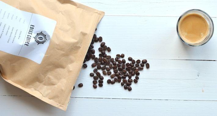 Winnen: 3 x edias koffieabonnement