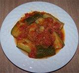 Gestoofde courgettes (kolokithia yachni) recept