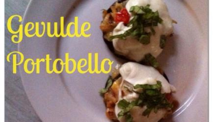 Portobello met tomaat, venkel en twee doorten kaas recept ...