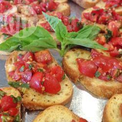 Bruschetta's recept