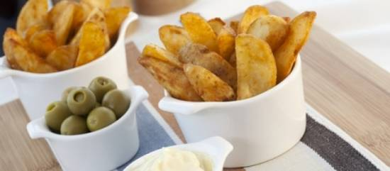 Patatas bravas (spaans tapasgerecht) recept