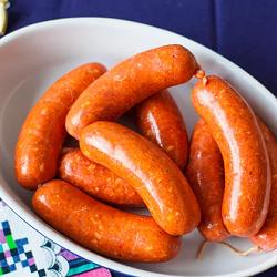 Spaanse chorizo recept