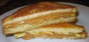 Elvis tosti (met pindakaas en banaan) recept