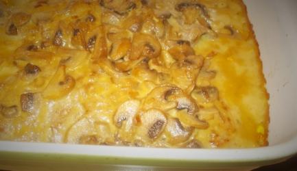 Heerlijke sappige schnitzels uit oven met champignon ...