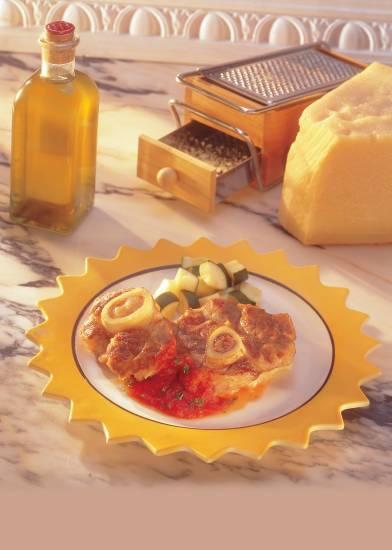 Peter`s farm ossobuco milanese recept
