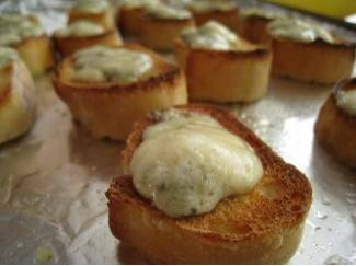 Crostini marotta recept