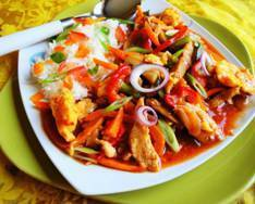 Moksie eksie trafasie (surinaams-chinese foe yong hai) recept ...