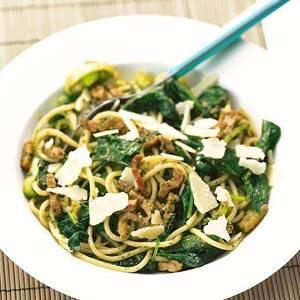 recept spekjes pasta