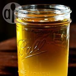 Moonshine van appelsap recept