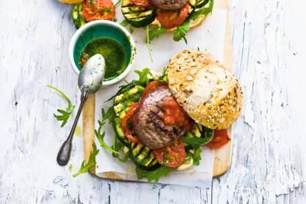 Hamburger gezond