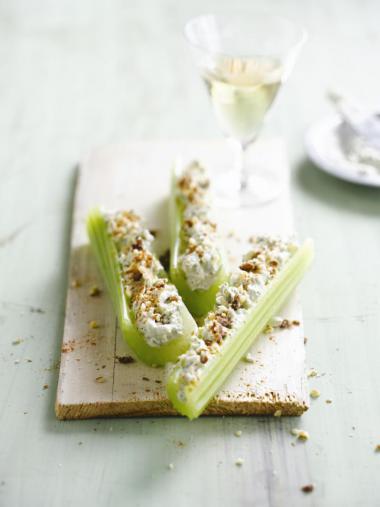 Recept 'selder gevuld met kaas'
