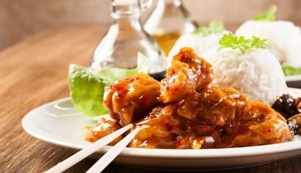 Chinese honingkip recept