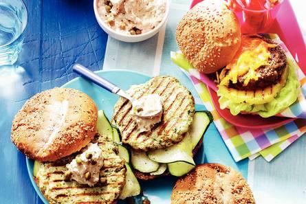 Kipburger tonato