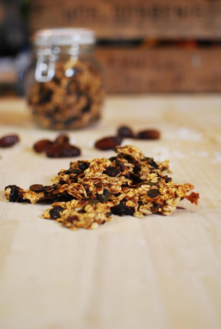 Recept 'granola'