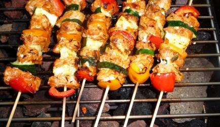 Bbq! 8x recepten met kip en ander vlees