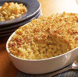 mac n cheese recept