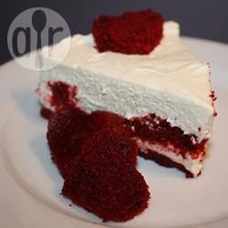 Red velvet cheesecake ii recept
