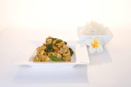 Ayam paniki met peultjes en broccoli van lonny gerungan recept ...
