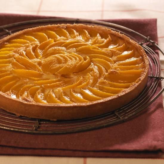 Verse appeltaart met banketbakkersroom recept
