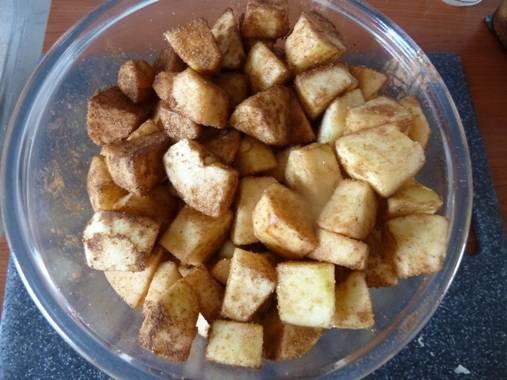 Appel crumble met amandelen (heerlijk nagerecht) recept ...