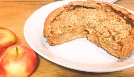 Dudok appeltaart recept