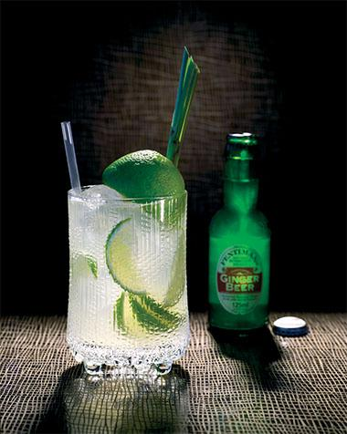 Recept 'moscow mule'