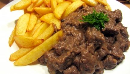 Hertenstoofvlees recept